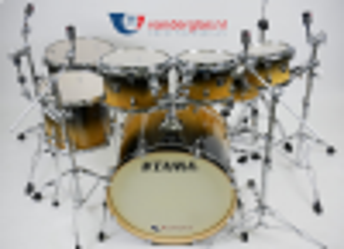 Jubileum-aanbieding Tama Superstar Shellset Classic 7 delig € 1049,-
