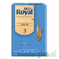 Bb Tenorsaxriet Rico Royal 2,5  p.c.