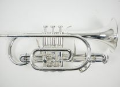 Cornet Besson Sovereign BE928-2 verzilverd uit 2000