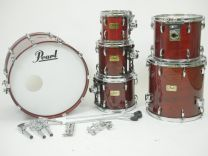 Occasion shellset Pearl Mahogany Classic Limited edition 6 delig Mooi