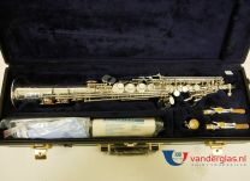 Jubileum aanbieding Bb Sopraansax Yamaha YSS-875EXS Demomodel