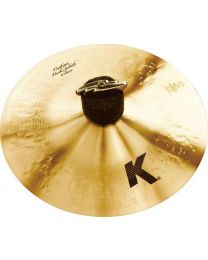 "Bekken 10"" Zildjian K Custom Dark Splash"