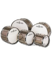 Bassdrum Majestic XBC2214 covering