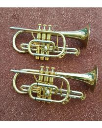 Bb Cornet Besson BE2028-1 Prestige DEMO