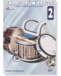 Snare Drum Basics Methode 2