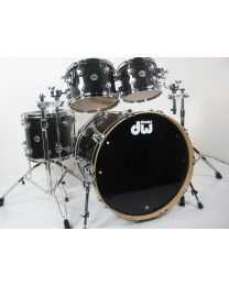 Shellset DW Collector's Black Ice Finish Ply