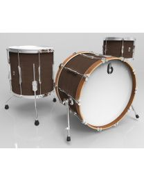 Shellset British Drum Co 3 dlg
