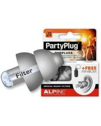 Oordopjes Alpine party plugs