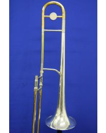 Occasion Trombone Bb King 2B Silver Sonic met extra schuif + 3 leadpipes