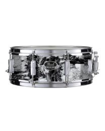 "Snaredrum Pearl EXA1455  limited edition 14""x 5,5"" steel"