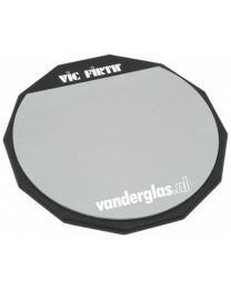 """Oefenpad Vic Firth 6"""" soft surface"""