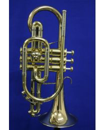 Bb Cornet Besson BE928G-1 Sovereign DEMO