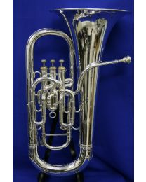 Occasion Euphonium Besson Sovereign Round Stamp verzilverd