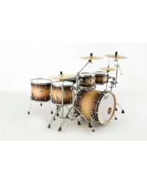 Shellset Pearl Masters Maple Complete