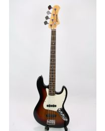 Occasion Basgitaar Johnson model Fender Jazz