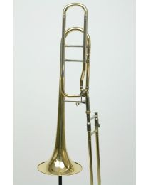 Bb/F Trombone VDG TB1811ML gelakt in kfr