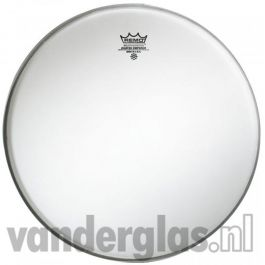 "Slagvel 12"" Remo Emperor wit coated"