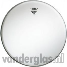 "Slagvel 15"" Remo Emperor wit coated"