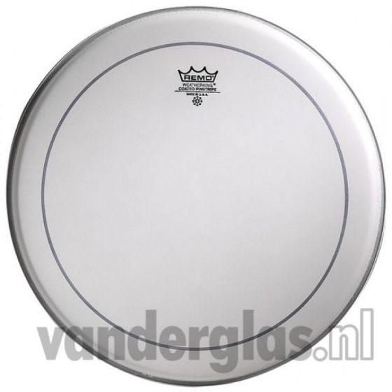 "Bassdrumvel 24"" Remo pinstripe coated"