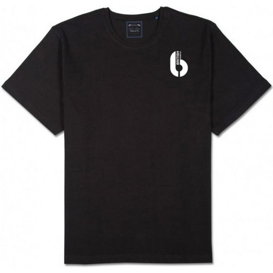 T-shirt British Drum Co black