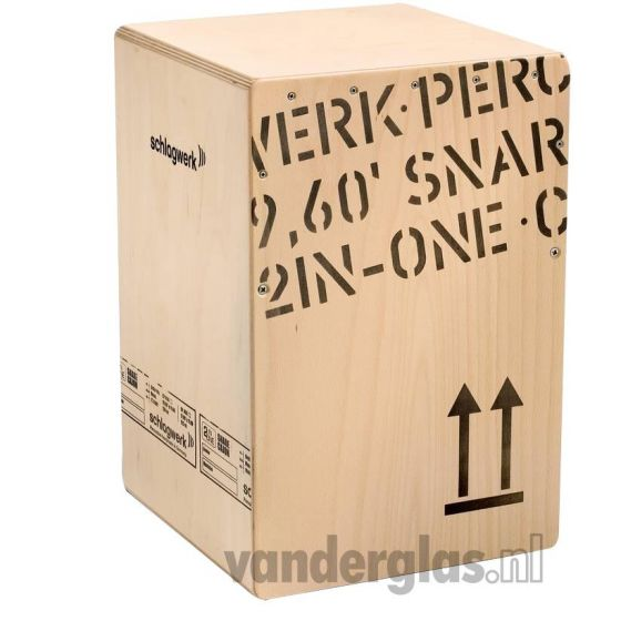 Cajon Schlagwerk Percussion Hip Box CP400 junior