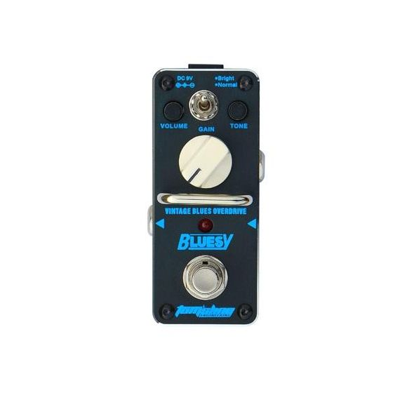 Aroma ABY3 Bluesy Overdrive effect mini pedal