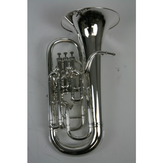 Euphonium Besson Sovereign BE967-2 verzilverd Mooi