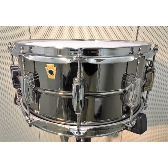 Snaredrum Ludwig LB417 Black Beauty