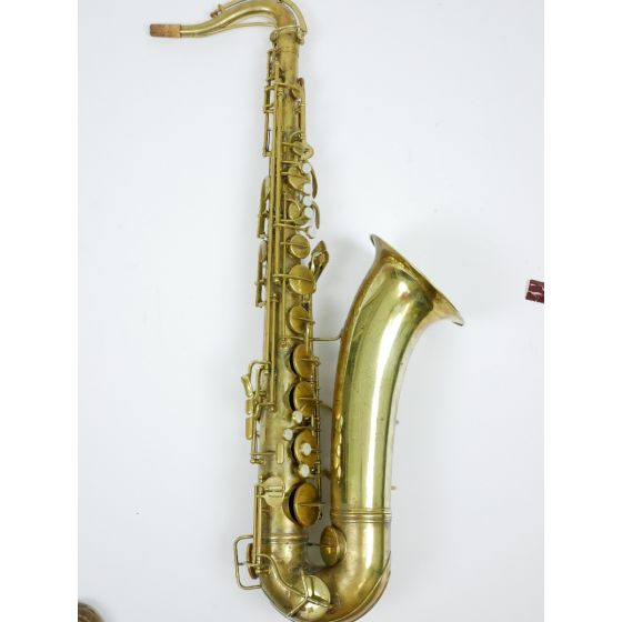Tenorsax Bb Conn Lady-Face naked Lady 10M  uit 1953
