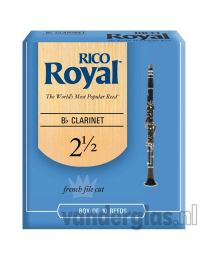 Klarinetriet Rico Royal 2,5