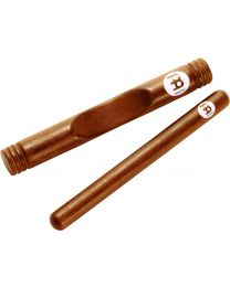 Claves Meinl African Solid Redwood