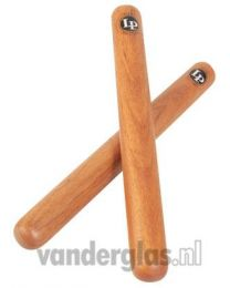 Claves Latin Percussion LP262R Hardwood