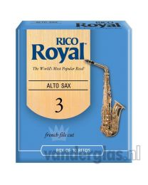 Eb Altsaxriet Rico Royal Jazz 2