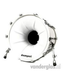 Drumport Carbon Fibre 22""