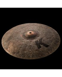 "Bekken 21"" Zildjian K Custom ride natural spec. dry"