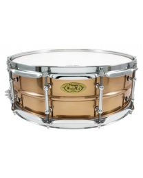 "Snaredrum Worldmax 14"" x 5"" Bronze Shell"