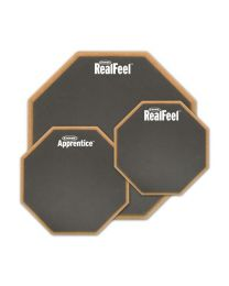 "Oefenpad Evans Real Feel 6"" 2 sides"