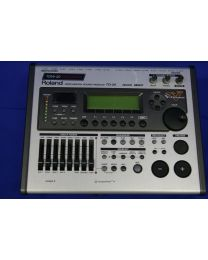 Occasion Drummodule Roland TD20 Incl TDW20