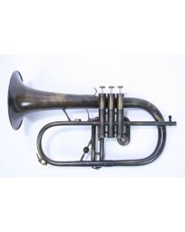Bugel Courtois AC154R red brass beker Vintage Lak