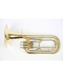 Bariton VDG Brass model BA2220-1 gelakt