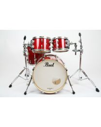 Shellset Pearl Session Studio Classic Sequoia Red SC904XUP