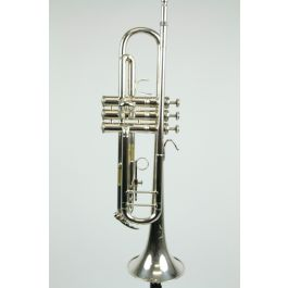 Occasion Bb Trompet Bach TR305S Nieuwstaat
