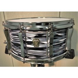 Snaredrum Ludwig LS403 Black Oyster Pearl