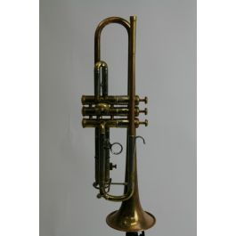 Occasion Trompet Bb F.E. Olds Recording R-10 uit 1956