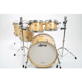 Slagwerk Ludwig LRC22 DX Centennial natural maple