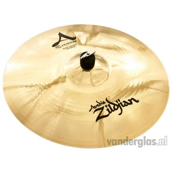 "Bekken 17"" Zildjian A Custom Fast Crash"