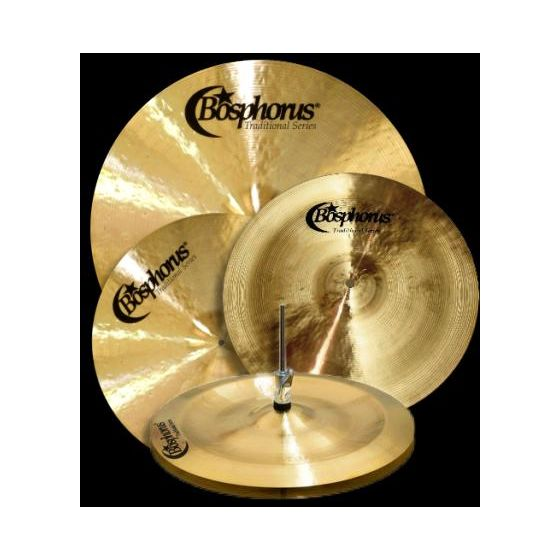 "Bekken 16"" Bosphorus Traditional medium crash"