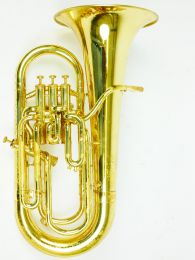 Euphonium Courtois model 167 4 vent. gecompenseerd