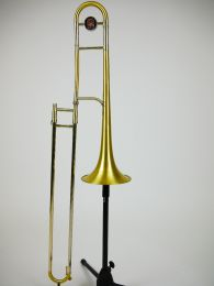 Trombone Bb King 3b 2103 met Red Brass beker