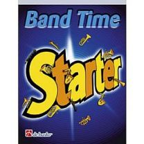 Muziekboek Eb Hoorn Band Time Starter